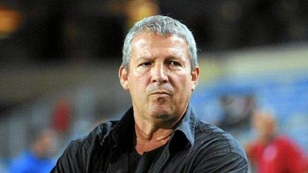 Rolland Courbis (AFP)
