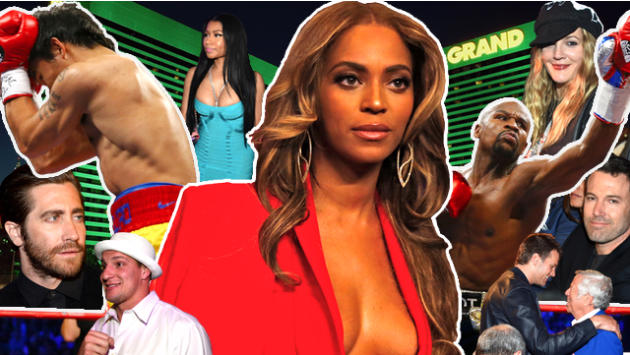 Inside the Belly of the Mayweather-Pacquiao Beast: Boxing, Beyonce and the Search for a Hero
