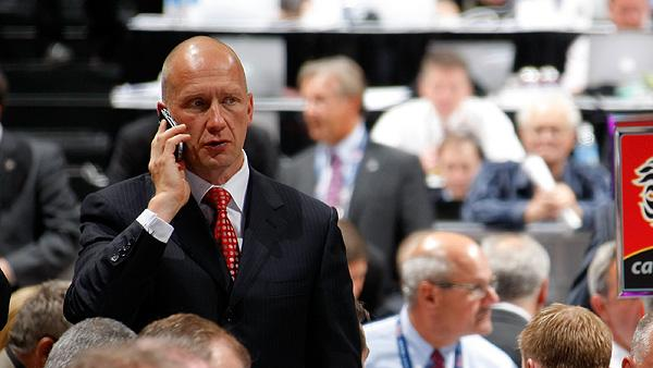 Jarmo Kekalainen was named the first European GM of an NHL team when he took over the Columbus Blue Jackets