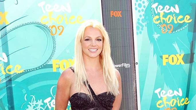 Spears Britney Teen Choice Aw