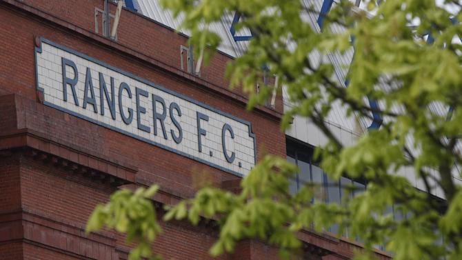 Rangers have not been included in the Scottish Premier League fixtures