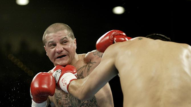 FILE PHOTO - Former World Champion Boxer Jonny Tapia, Dies At 45