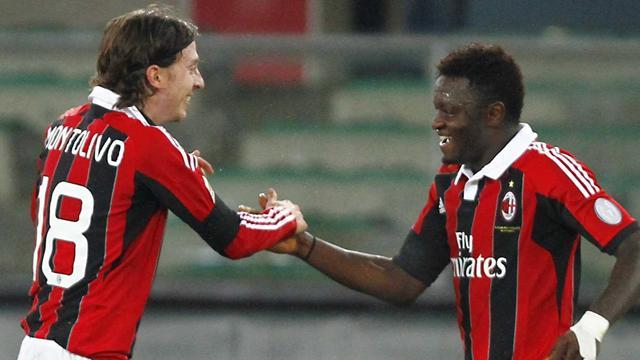 Serie A - Montolivo strike downs Chievo