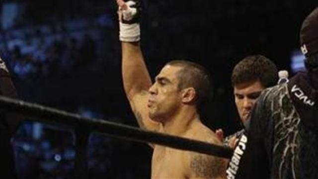 Mixed Martial Arts - Belfort fighting for pride