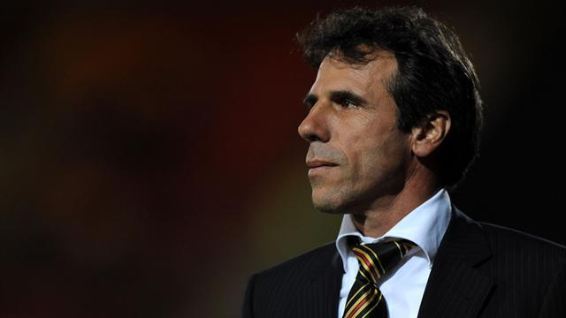 Football - Zola happy with Hornets