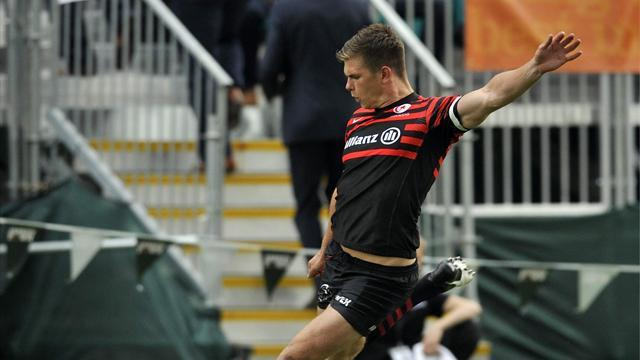 Premiership - Saracens recover to win at Wasps