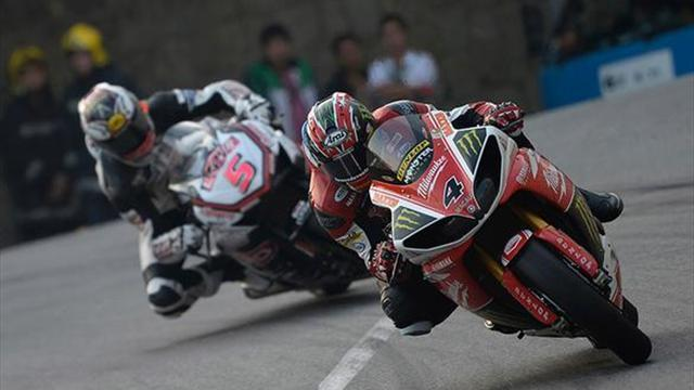 Motorsports - Macau GP: Hutchinson storms to victory