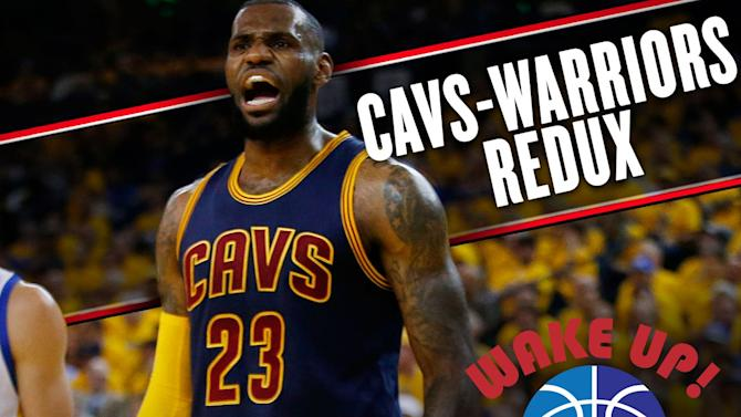 The Cavaliers-Warriors NBA Finals sequel will be even better than the original