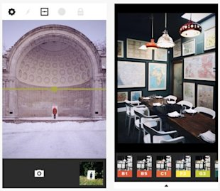 Best iPhone Apps to Improve Your Phone Photography image VSCO Cam 600x520
