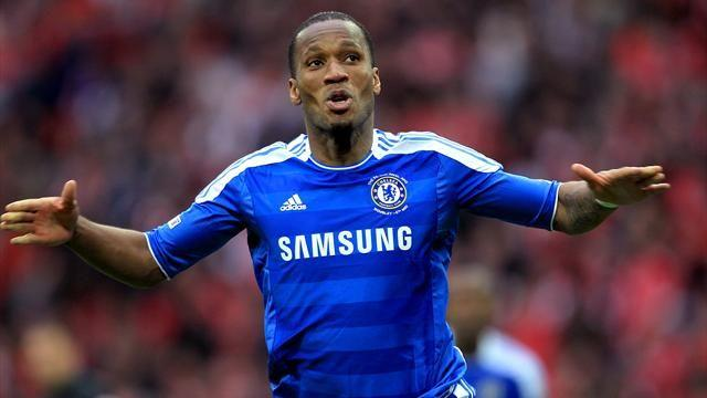 Wenger cool on Drogba talk