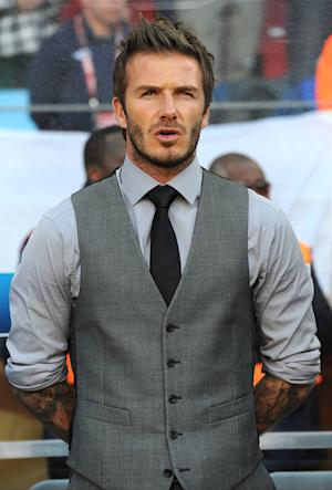 David Beckham's exclusion from the Team GB Olympics squad has caused a stir
