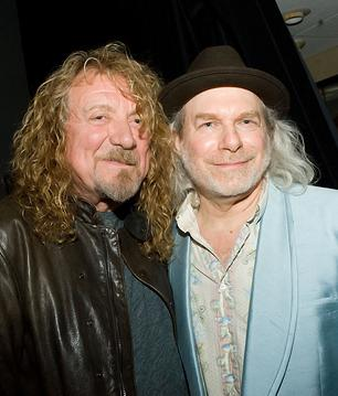 Robert Plant Records 'Rockin'' New Material With Buddy Miller
