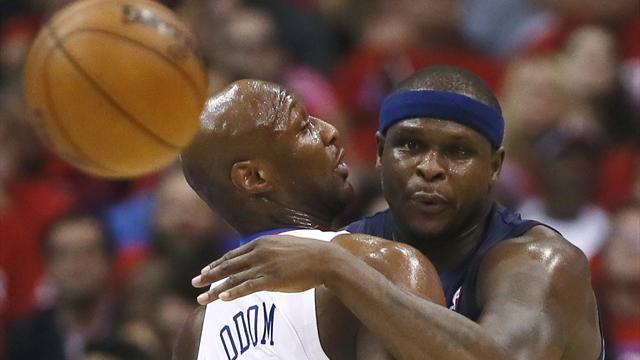 NBA - Lamar Odom arrested on suspicion of driving while intoxicated