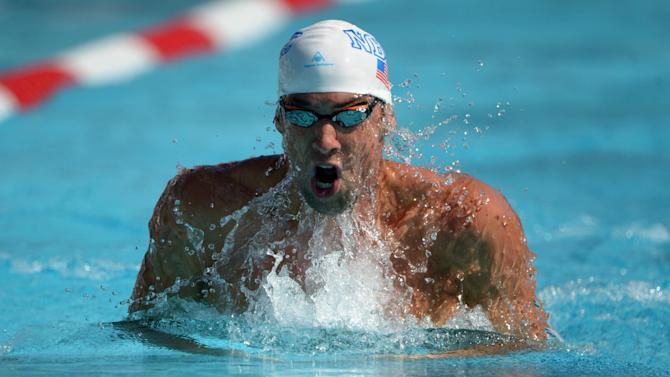 Swimming - Michael Phelps to compete next week in Arizona as ban ends