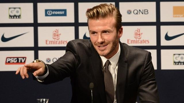 Ligue 1 - Beckham aims to make PSG debut against Sochaux