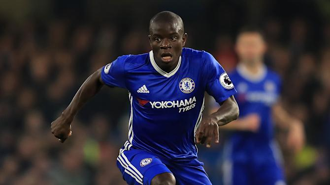 Kante talks up Chelsea target Dembele and tips him for France selection
