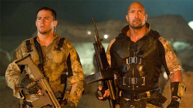 'G.I. Joe: Retaliation' Teaser Trailer