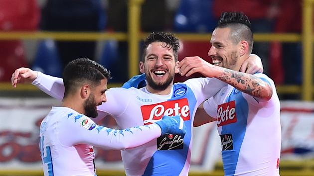 Real Madrid will face Napoli for the first time in almost 30 years and Ivan Campo feel the Serie A side are a Champions League threat.