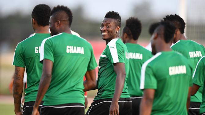 Gyan reveals why Ghana won't spare Egypt at Afcon