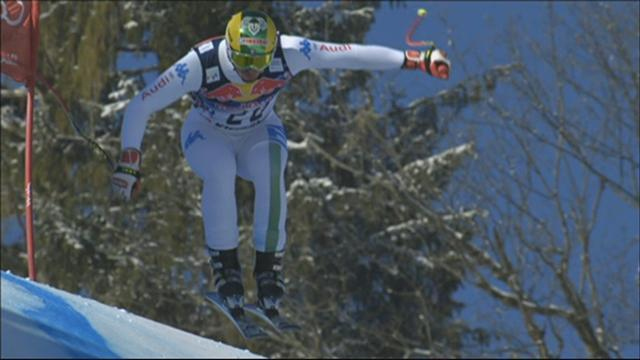 Alpine Skiing - Dominik Paris picks his top rivals