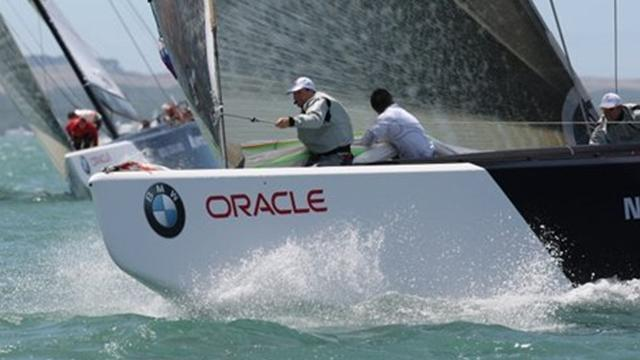 Sailing - America's Cup security tight, but downsized for smaller crowd