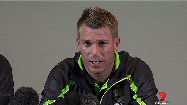 'Warner will learn from error'