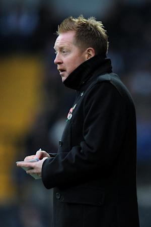Wycombe Wanderers manager Gary Waddock is facing an injury crisis