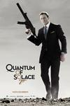 Poster of Quantum of Solace