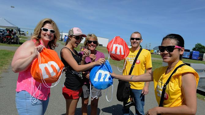 M&M'S Racing - Race Day Is Better With M - Charlotte