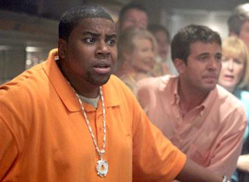 Kenan Thompson in New Line Cinema's Snakes on a Plane