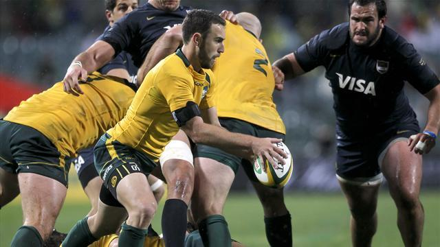 Championship - Australia squeeze home against Pumas in Perth