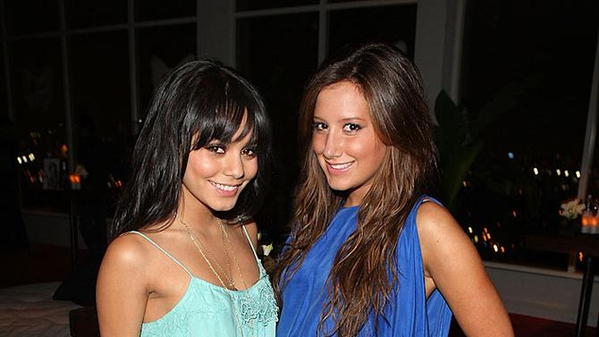 Tisdale Hudgens LG Party