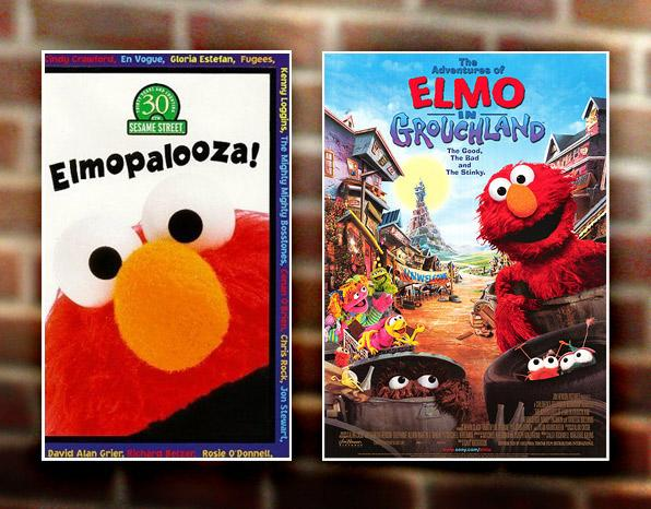 Happy Birthday, Elmo!