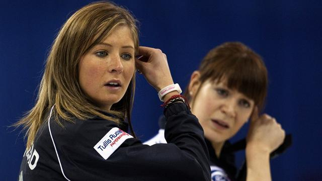 Curling - Muirhead leads Scotland into top European play-off