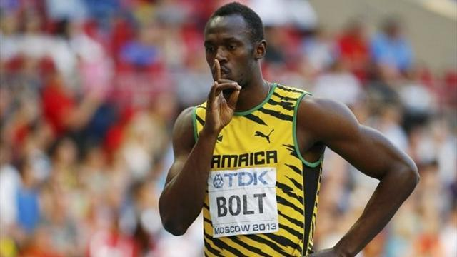 World Championships - Bolt leads charge for more gold