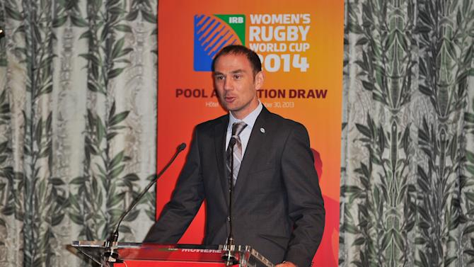 Women's Rugby World Cup 2014 Pool Allocation Draw