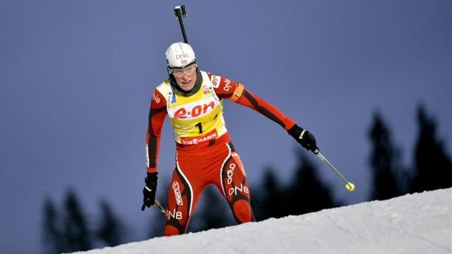 Biathlon - Berger and Birnbacher take World Cup wins