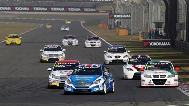 WTCC - Eurosport launches WTCC Asia Trophy