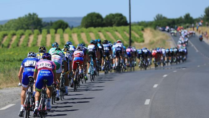 Le Tour de France 2013 - Stage Seven