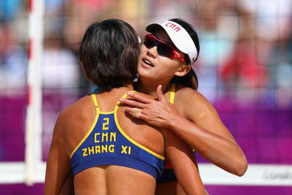 Olympics Day 3 - Beach Volleyball
