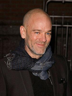 Michael Stipe at the New York City premiere of Samuel Goldwyn Films' Revolver