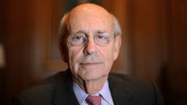 Justice Breyer Hospitalized After Accident