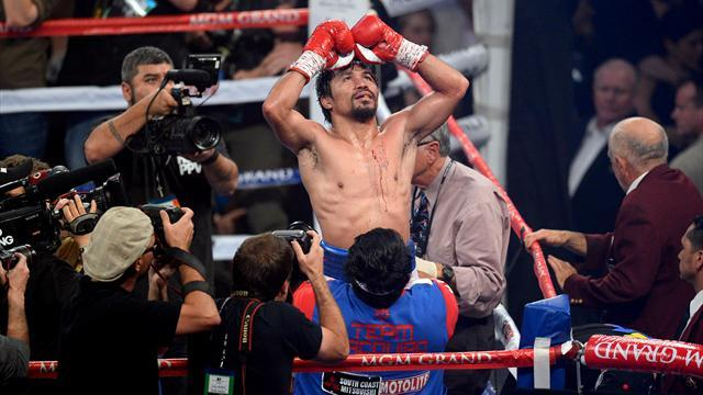 Boxing - Pacquiao gains revenge on Bradley and reclaims title