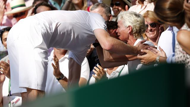 Wimbledon - Judy Murray fears for British tennis despite Andy's triumph