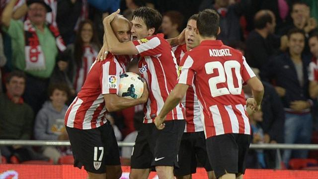 Liga - Athletic halt Getafe charge and climb to fifth