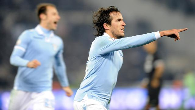 Italian Serie A - Lazio end Juventus double hopes