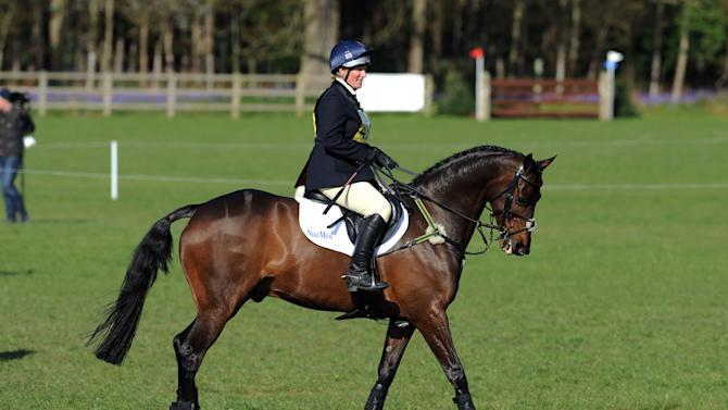 SYMM International Horse Trials At Hambleden