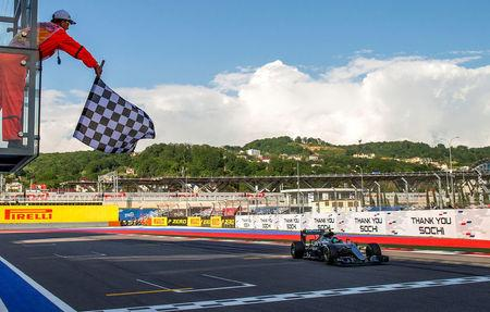Formula One - Russian Grand Prix - Sochi