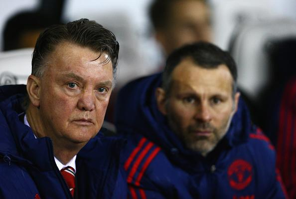 Manchester United: LVG blames injury crisis and Champions League exit for this season's struggles