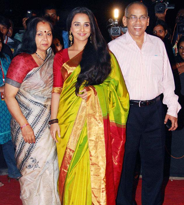 Vidya turns a year older